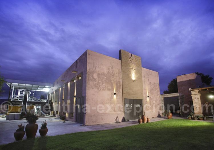 Visiter la bodega El Porvenir de los Andes, Cafayate, Argentine avec l'agence de voyage Argentina Excepción