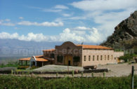 Visiter la bodega San Pedro Yacochuya, Cafayate, Argentine