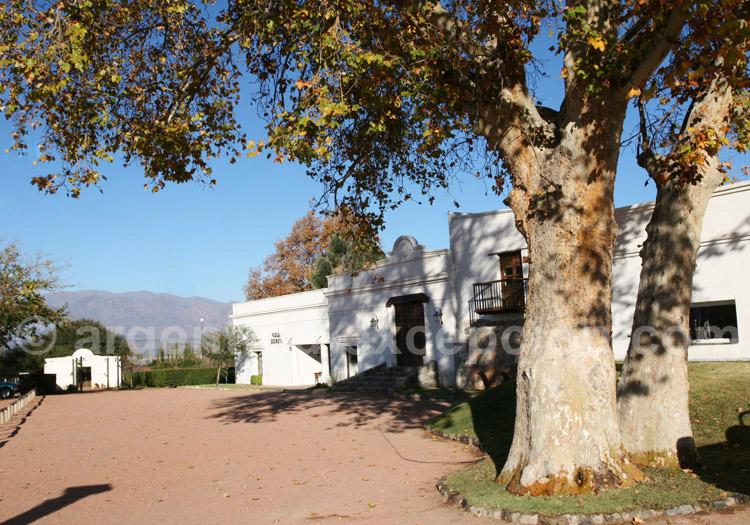 Visiter la bodega La Banda, vallées Calchaquies, Argentine avec l'agence de voyage Argentina Excepción