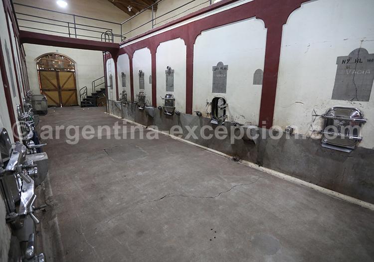 Dégustation de vin argentin, Mendoza, bodega Clos de Chacras avec l'agence de voyage Argentina Excepción