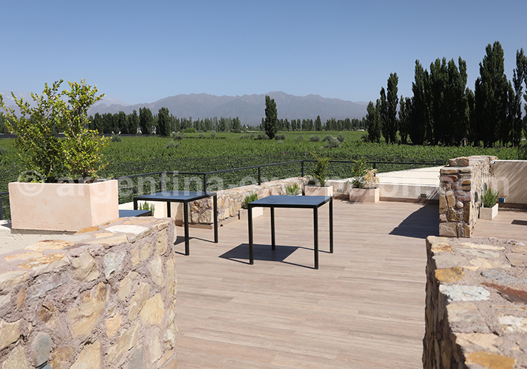 Dégustation de vins argentins, Mendoza avec l'agence de voyage Argentina Excepción