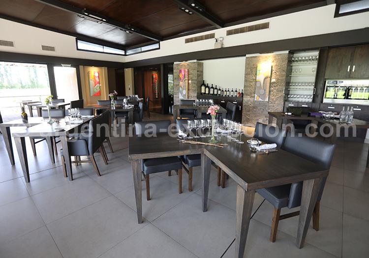 Dégustation de vins argentins, région de Mendoza avec l'agence de voyage Argentina Excepción
