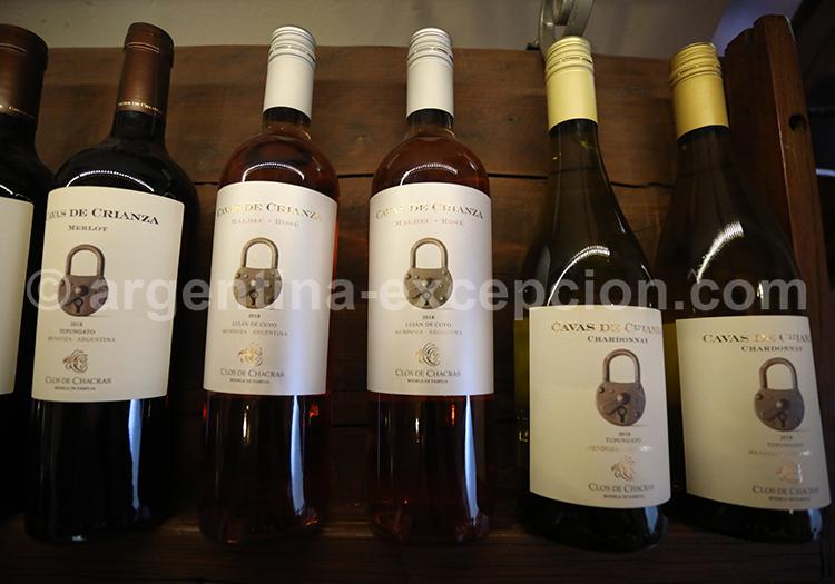 Famille Gargantini et Genoud, vignerons argentins avec l'agence de voyage Argentina Excepción