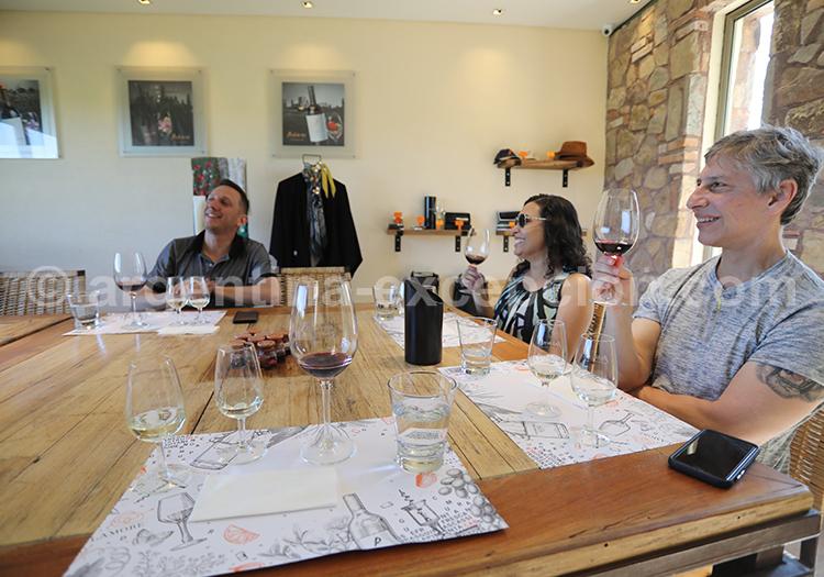 Visite du vignoble Renacer, Mendoza avec l'agence de voyage Argentina Excepción