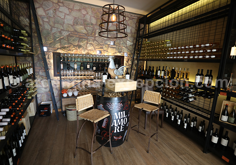 Domaine viticole Renacer avec l'agence de voyage Argentina Excepción