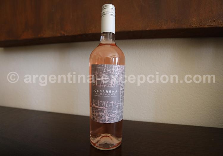 Oenotourisme, Mendoza, bodega Casarena avec l'agence de voyage Argentina Excepción