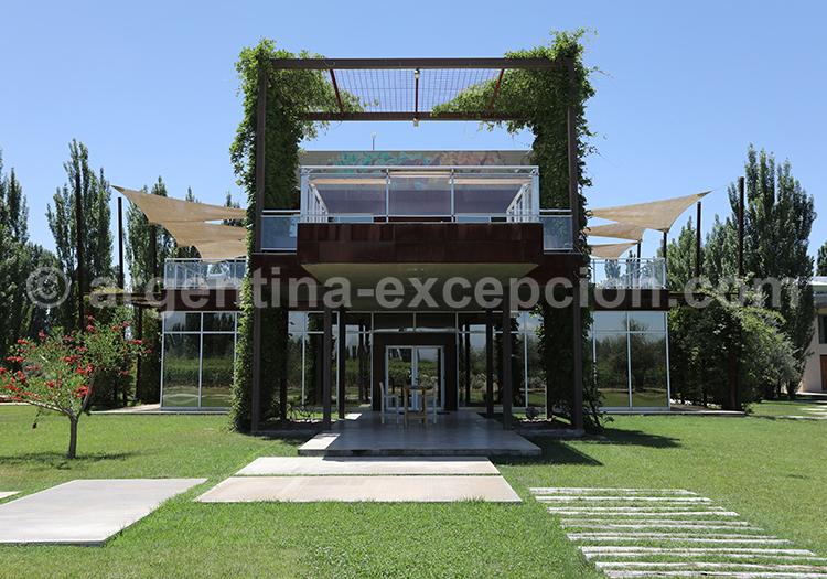 Bodega de Mendoza, Matervini avec l'agence de voyage Argentina Excepción