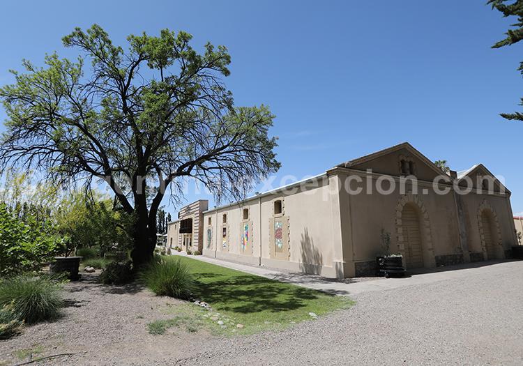 Bodega de Luján de Cuyo, Casarena, Argentine avec l'agence de voyage Argentina Excepción