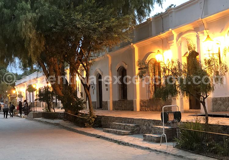 Hôtel en Argentine grâce à l'agence de voyage Argentina Excepción