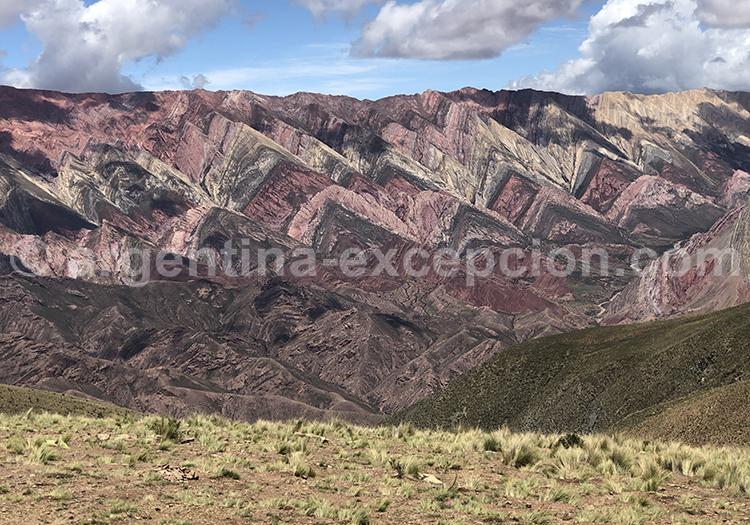 Hornocal, Jujuy, Salta, Noroeste Argentine avec l'agence de voyage Paraguay Excepción
