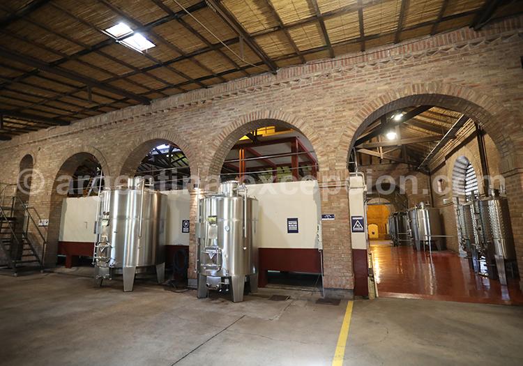 Oenotourisme en Argentine, Vista Alta avec l'agence de voyage Argentina Excepción
