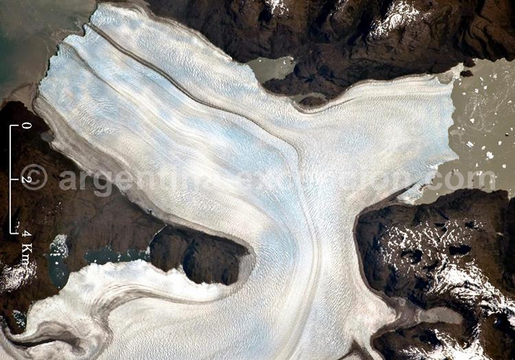 Glacier Mayo, lac Argentino, Glaciarium avec l'agence de voyage Argentina Excepción