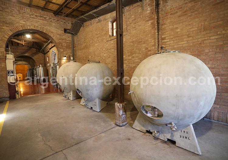 Tourisme du vin, Argentine, Mendoza, Alta Vista avec l'agence de voyage Argentina Excepción