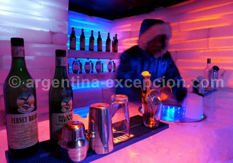 Glaciarium, Ice bar, El Calafate, Argentine avec l'agence de voyage Argentina Excepción