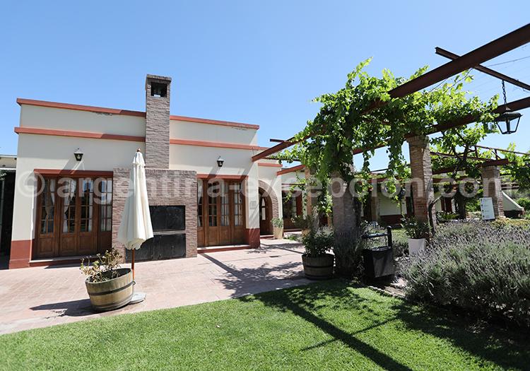 Visiter la bodega Alta Vista en Argentine avec l'agence de voyage Argentina Excepción