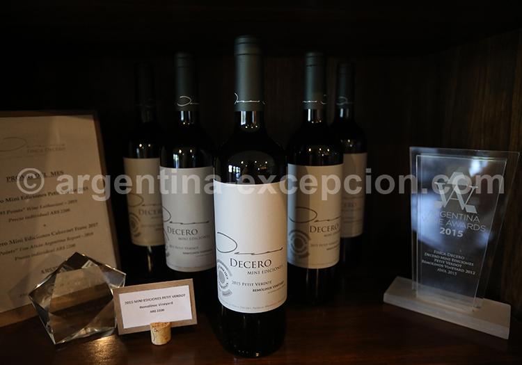Argentina Excepción et Oenotourisme, bodega Decero avec l'agence de voyage Argentina Excepción