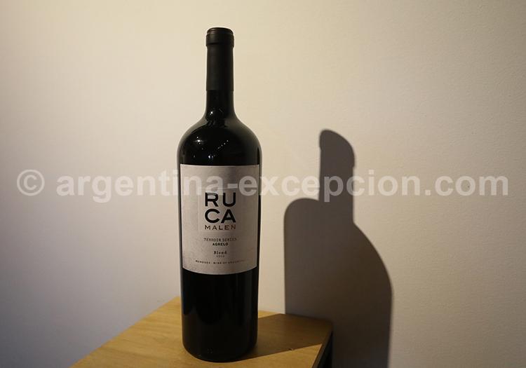 Route des vins d'Argentine, Ruca Malen avec l'agence de voyage Argentina Excepción