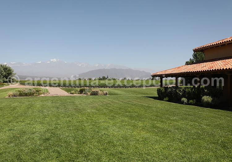 Partir visiter l'Argentine et ses bodegas, bodega Decero, Mendoza avec l'agence de voyage Argentina Excepción