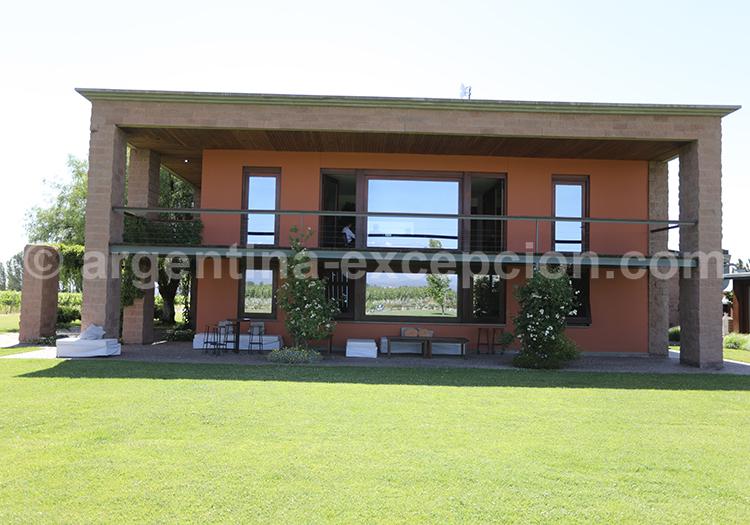 Visiter la bodega Ruca Malen dans la région de Mendoza, Cuyo, Argentina avec l'agence de voyage Argentina Excepción