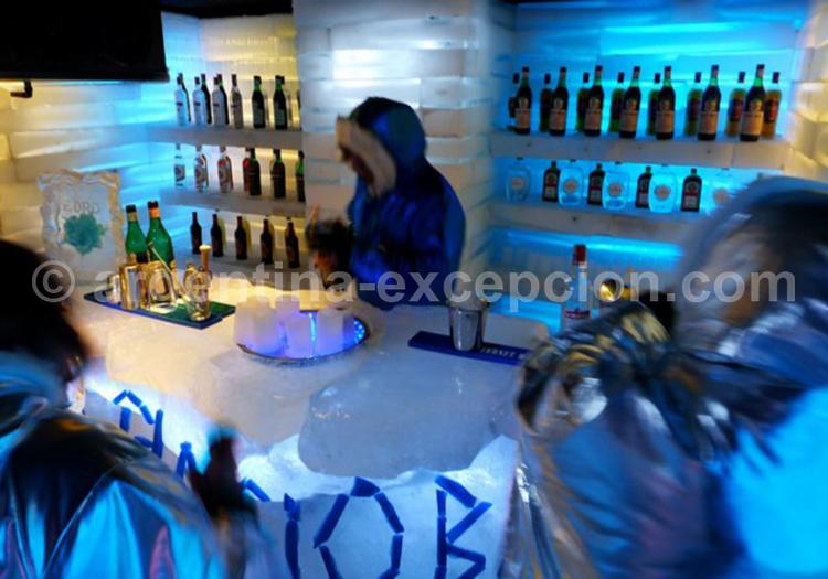 Glaciarium, Ice Bar, El Calafate, musée des glaciers avec l'agence de voyage Argentina Excepción