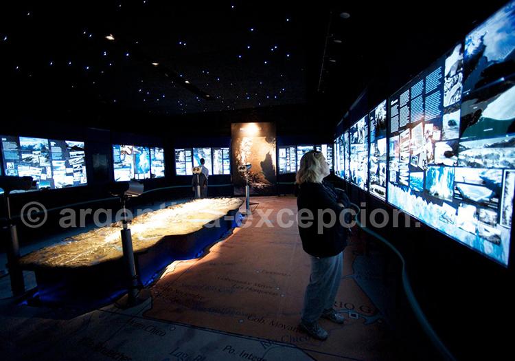 Glaciarium, musée des glaciers de patagonie, Argentine avec l'agence de voyage Argentina Excepción