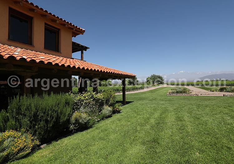Pourquoi aller dans la région de Mendoza, visiter la bodega Decero, Argentine avec l'agence de voyage Argentina Excepción