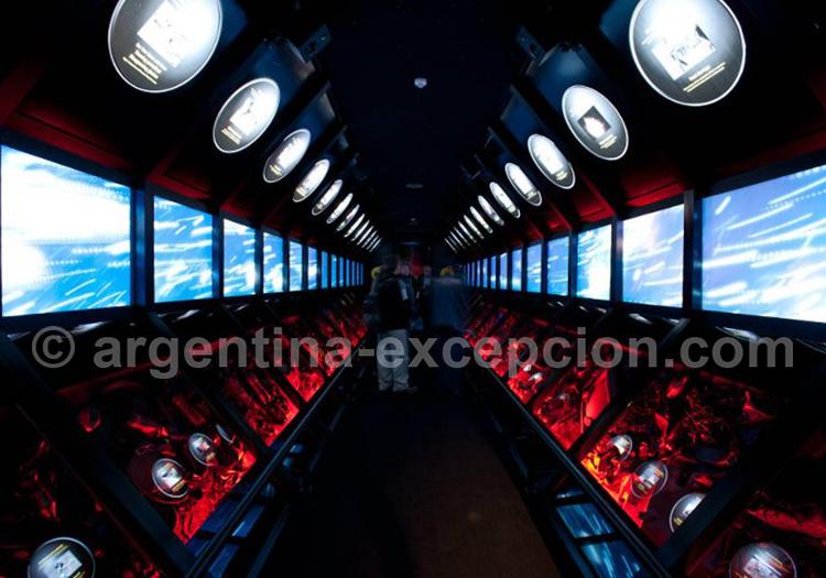 Glaciarium, musée des glaciers, El Calafate avec l'agence Argentina Excepción