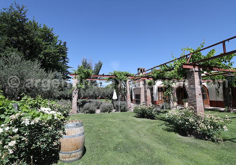 Découvrir la bodega Alta Vista dans le Cuyo argentin avec l'agence de voyage Argentina Excepción