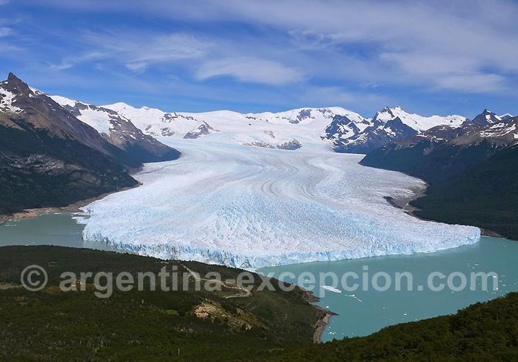 Glaciarium, langue du Perito Moreno, El Calafate avec l'agence de voyage Argentina Excepción