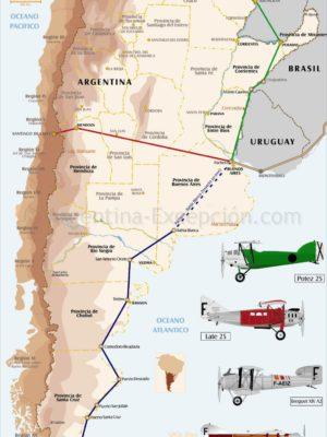 Lignes aéropostales Argentine