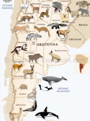 Faune en Argentine