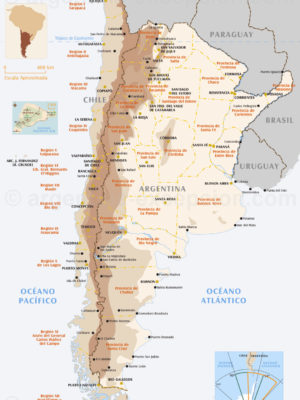 Argentine et Chili