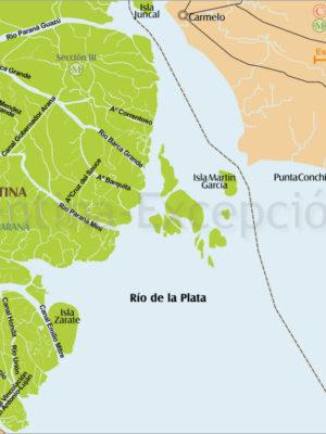 Delta du Parana Buenos Aires