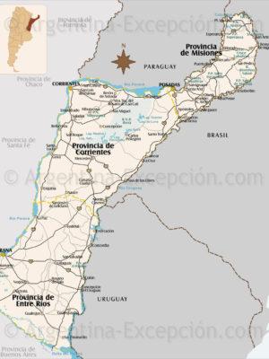 Litoral Argentin