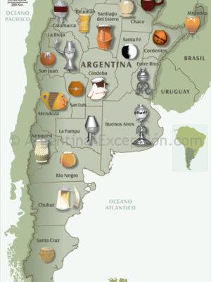 Artisanat en Argentine
