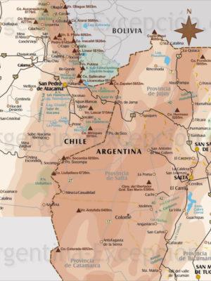Nord-Ouest Argentine et Atacama Chili