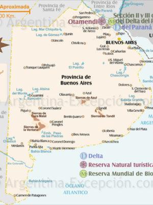 Parcs et reserves de Buenos Aires