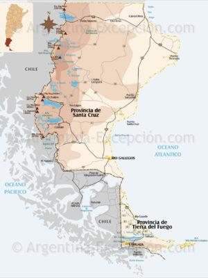 Patagonie Australe