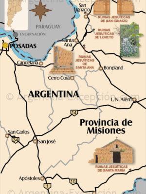 Ruines Jesuites