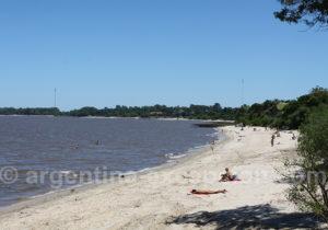 Relaxation au bord du río de la Plata