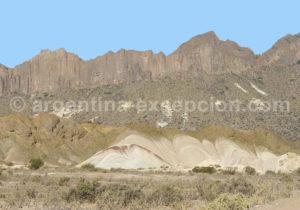 Ischigualasto réserve paléontologique