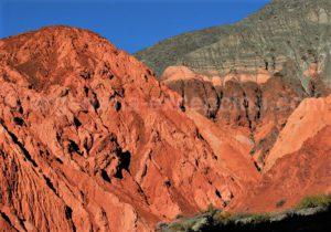 Randonnée Pumamarca, vallée Humahuaca