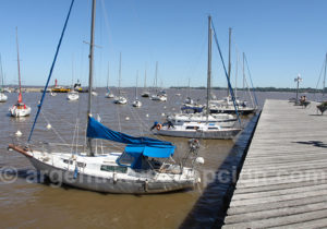 Port des yachts, Colonia del Sacramento