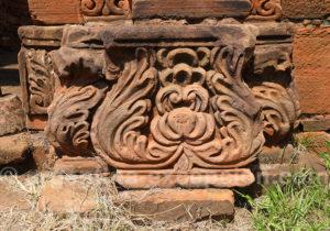 Le style baroque guarani, ruines jésuites