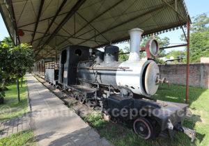 Musée ferroviaire de Santa Ana de Los Guácaras