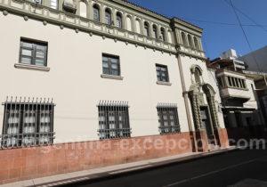 Façade ville de Corrientes