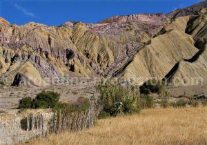 Cuesta de Lipan, vallée de Humahuaca