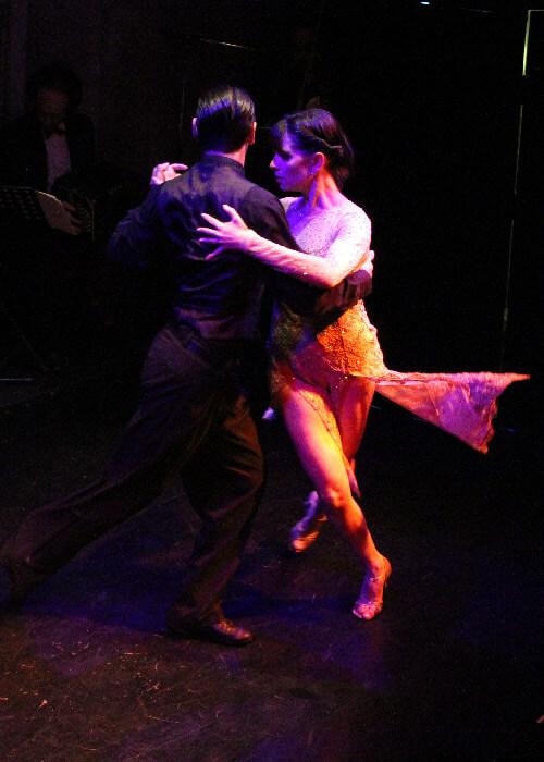 Festivale et Mondial de Tango