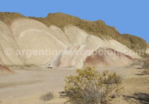 Ischigualasto observation de l'ère du Trias