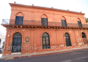 Bâtiment administratif, ville de Corrientes